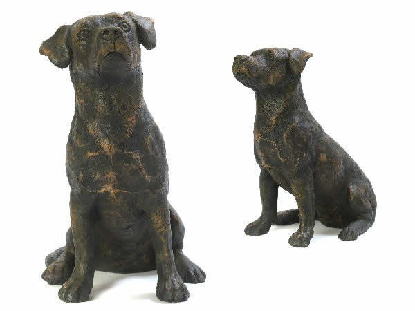 Cast Resin Jack Russell