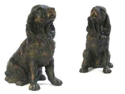 Cast Resin - Cocker Spaniel