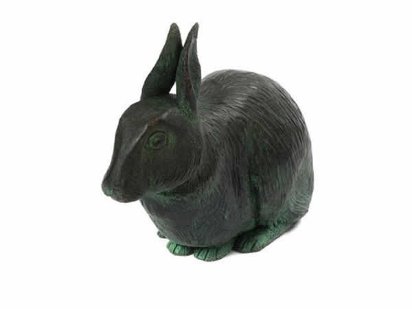 Cast Resin Rabbit