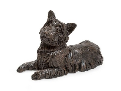 Cast Resin - West Highland Terrier