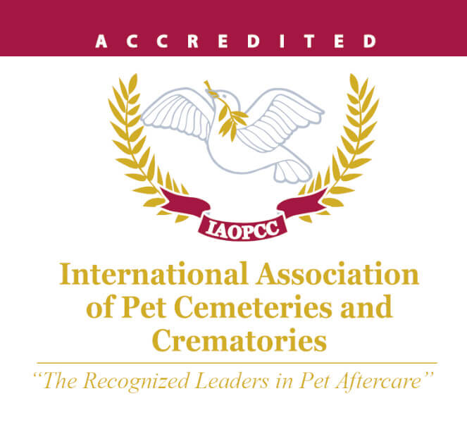 Accredited - International Association of Pet Cemeteries and Crematories
